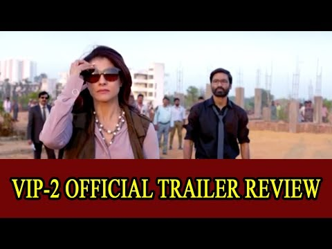 VIP-2 Official Trailer Review By Mkcinema