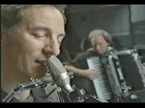 Bruce Springsteen Across The Border Live In Studio