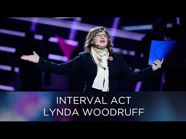 Lynda Woodruff from the EBU   Eurovision Song Contest 2016