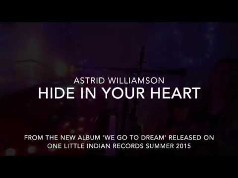 Astrid Williamson - Hide In Your Heart (Live Acoustic Version)