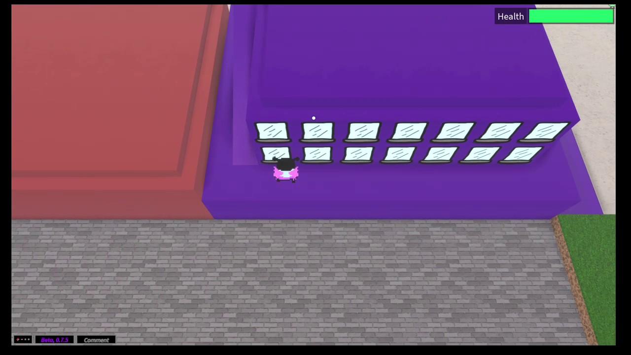 Purple Skittles How To Fight Mahbucket Roblox - purple skittles roblox walkthrough