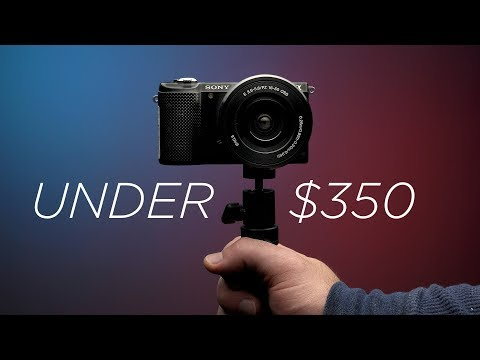 Killer $350 Vlogging Camera and Lens Setup