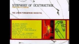 The London Punkharmonic Orchestra - Hersham Boys  [Sham 69 Cover].wmv
