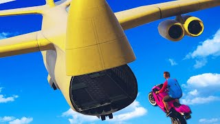 GTA 5 WINS & STUNTS - Insane  GTA 5 Funny Moments