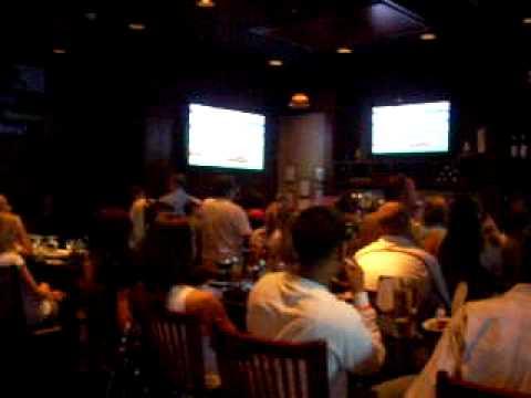 American Tap Room - NFL opening weekend 2009