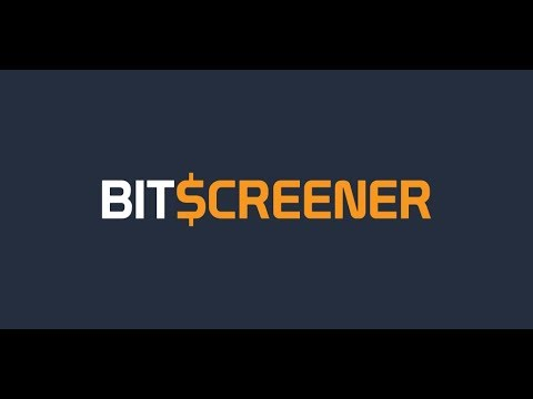 BitScreener: Real-time crypto tracker