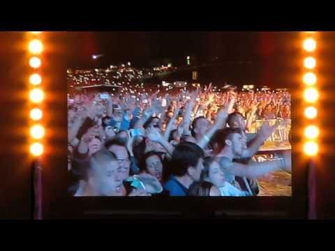 Eminem Lose Yourself Slane Castle 2013
