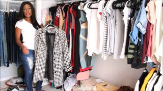 How to do a Closet Purge for Spring Cleaning