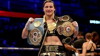 "Katie Taylor's ""good spirit"" will build her fan base"