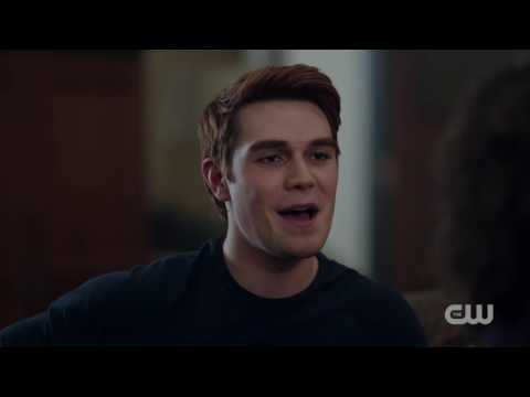 """RIVERDALE Video: Archie and Valerie collaborate on an original song, """"I Got You"""""""