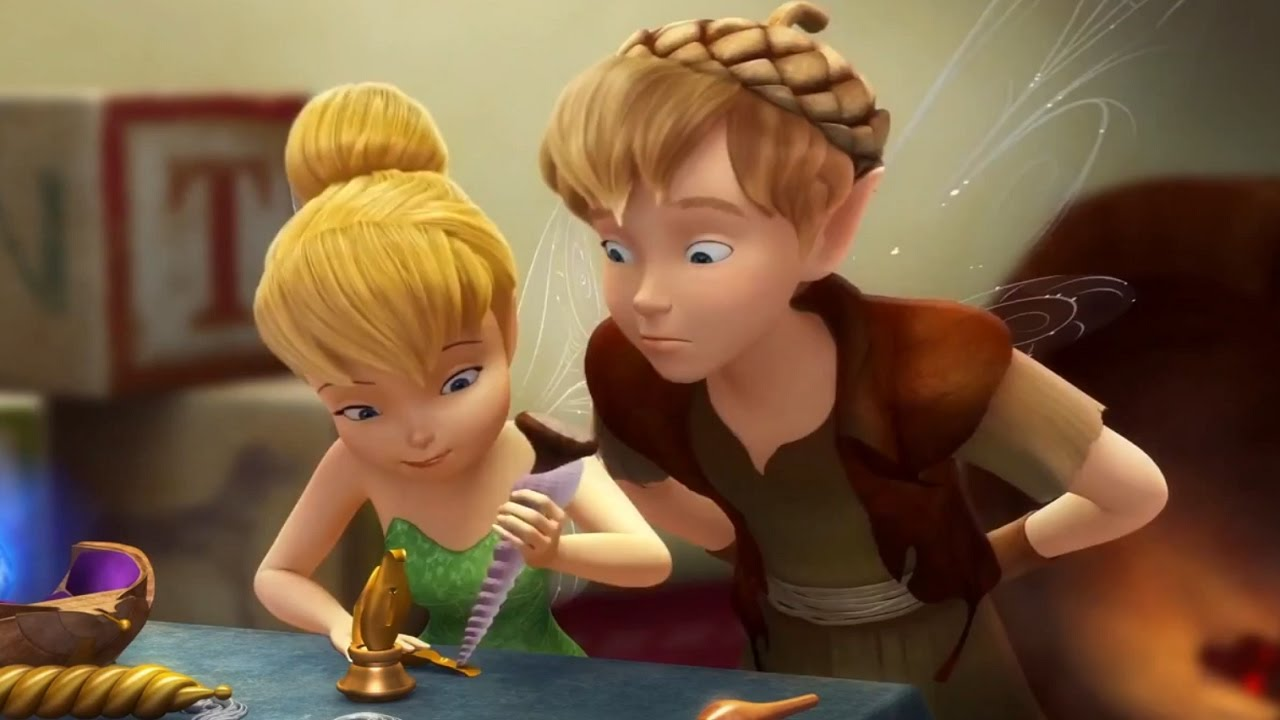 Tinker Bell and the Lost Treasure ☜💖☞ Cartoon Disney ...