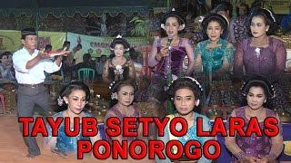 Full Langen Beksan Tayub Setyo Laras Di Karangan Balong Ponorogo