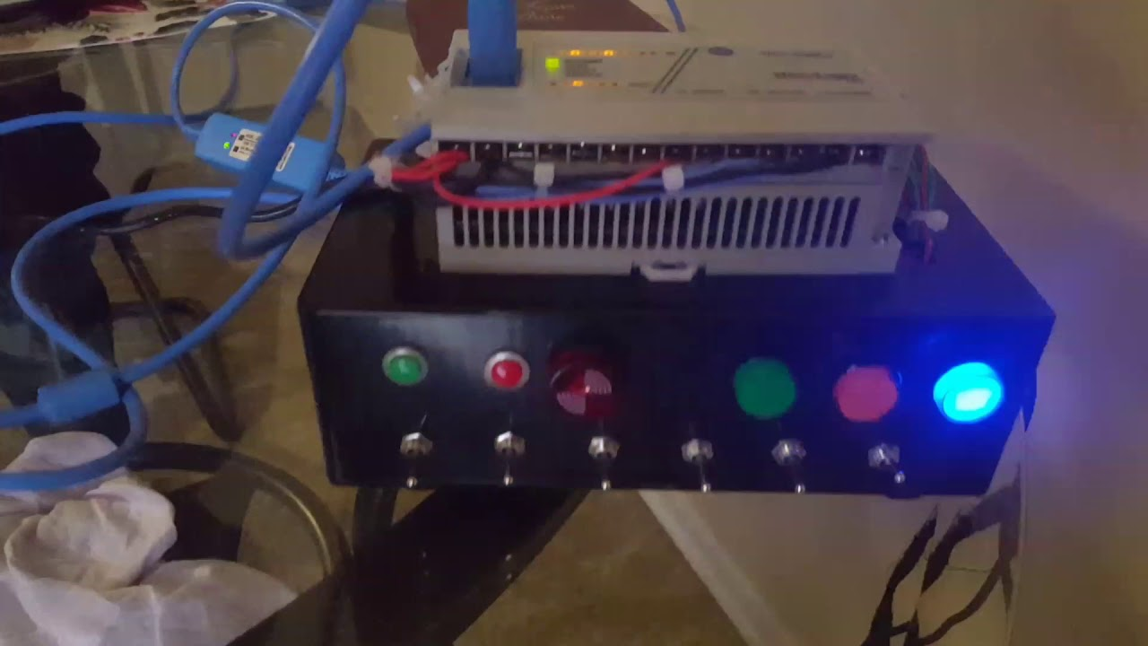Micrologix 1000 Trainer Wiring Best Electrical Circuit Using Sequencers Plcsnet Interactive Q A Plc Avec Sequencer Youtube Rh Com Compactlogix 1500