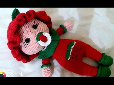 Cinderella - Crochet Amigurumi Doll Pattern - PDF download ... | 360x480