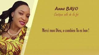 Sous Un Ciel Overt     | Anne Bayo |