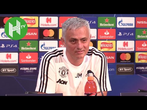 Jose Mourinho: I am not interested in Real Madrid - I'm very happy at Manchester United