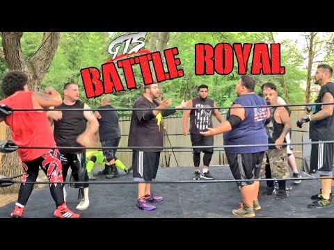 DUHOP ELIMINATES GRIM? OFFICIAL GTS INTERCONTINENTAL CHAMPIONSHIP BATTLE ROYAL!