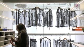 видео: Automated Closets and Integrated Solutions by Metalprojetti