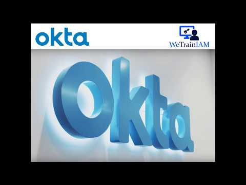 OKTA Training Classroom/Online Sessions Globally