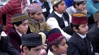 Gulshan-e-Waqfe Nau - 8th December 2013