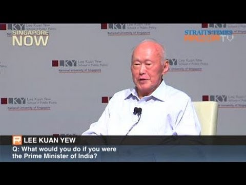 Lee Kuan Yew: Two-party government does not make Singapore better (Pt 5)