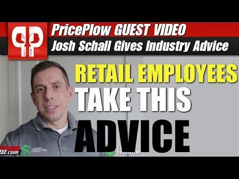 Retail Employees (GNC / Vitamin Shoppe): Take This Advice!
