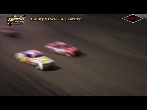 Hobby Stock Feature - Rapid Speedway - 5/18/18