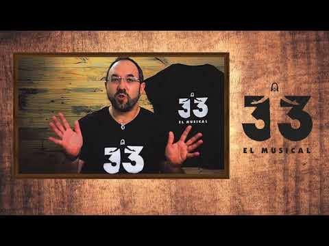 33, El Musical, entrevista a Toño Casado
