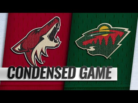 10/16/18 Condensed Game: Coyotes @ Wild