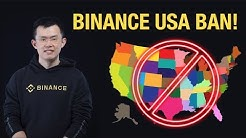 Binance U.S. Ban - What OPTIONS Do You Have?