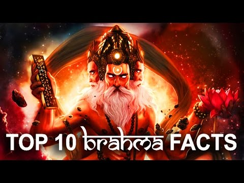 BRAHMA Hindu Mythology : Top 10 Facts