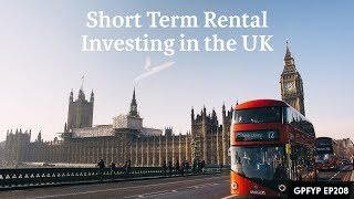Gambar cover Airbnb Hosting EP 208: Short-Term Rental Investing in the UK