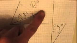 Свойства измерения углов