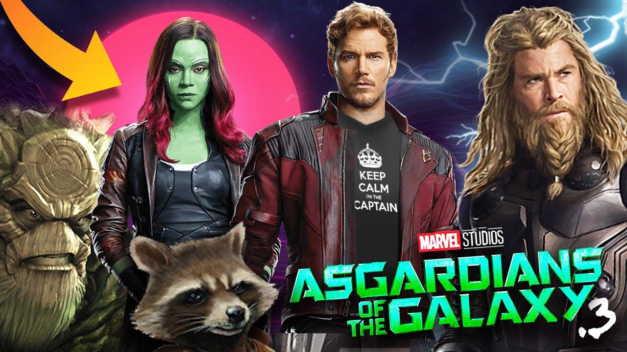 Gamora Ne Olacak? ADAM WARLOCK Kesin Geliyor: Guardians of the Galaxy Vol 3 ve RUH DÜNYASI Teori