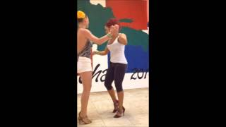 Видео: Jorget Bachata Partnerwork Workshop at BachaTu 2014