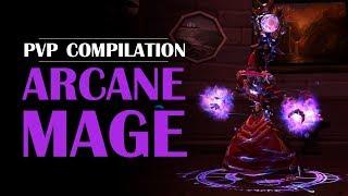 Just another Arcane mage PvP compilation, enjoy. Очередная PvP подб...