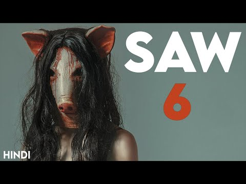 Saw 6 (2009) Detailed Explained + Facts | Hindi | Hoffman's Test !!