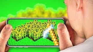Майнкрафт ПЕ ВЫЖИВАНИЕ #4 — КАК СДЕЛАТЬ ОГОРОД — Minecraft Pocket Edition (PE)