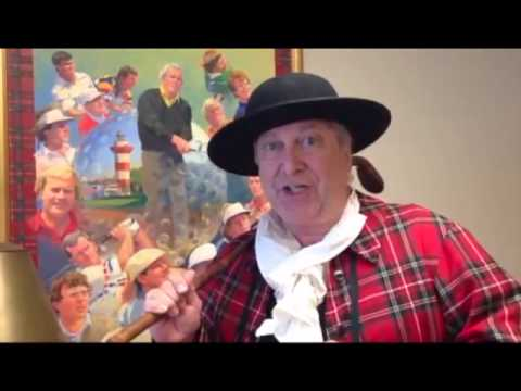 2014 RBC Heritage - Plaid About Reading