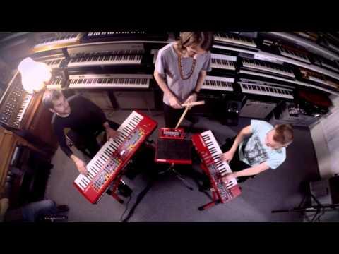 Nord Live Sessions #01: Joel Lyssarides, Oskar Alex & Axel Fagerberg