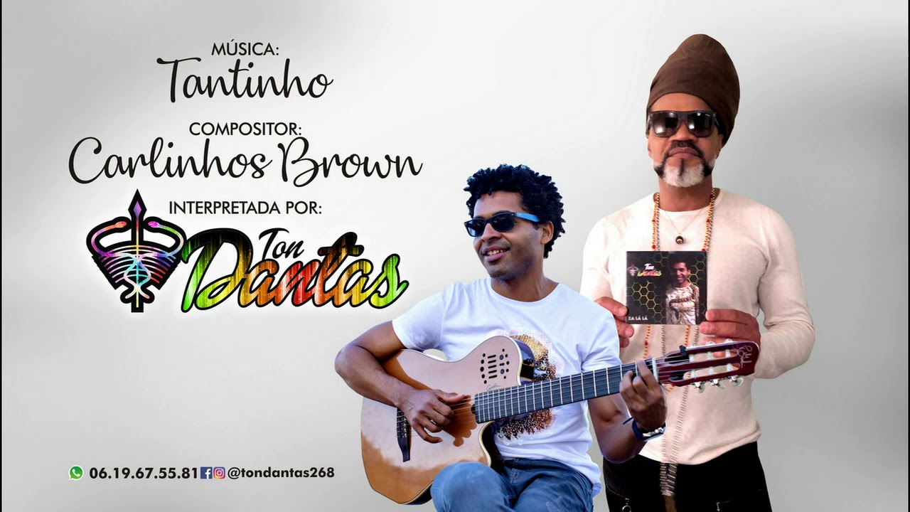 musica de carlinhos brown dara
