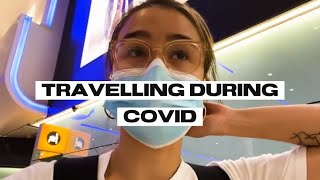 Travelling during COVID-19 from SG TO LONDON how and why?   Saffron Sharpe