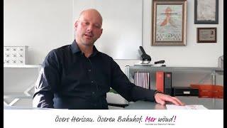 pro Herisau Bahhof - Mer wönd! W3