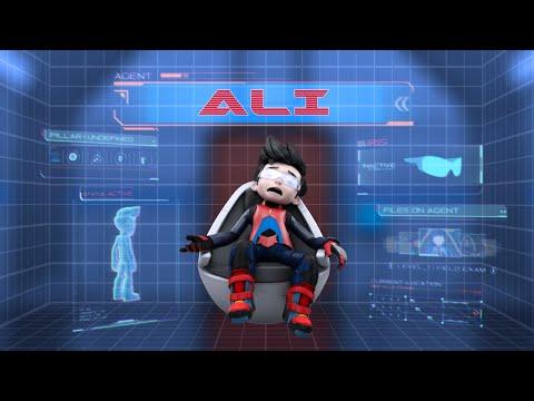 EJEN ALI : Simulation Training - ALI