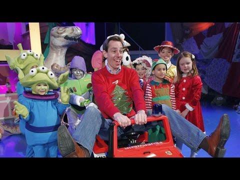 The Late Late Toy Show, Raidió Teilifís Éireann