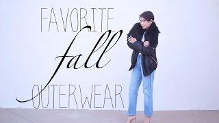 Favorite Fall Outerwear Thumbnail