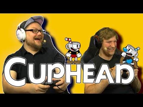 ES IST EINFACH NUR RETARDED! | Cuphead mit Maxim!