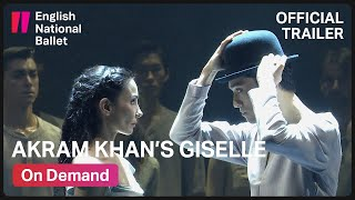 Akram Khan's Giselle: Trailer | English National Ballet