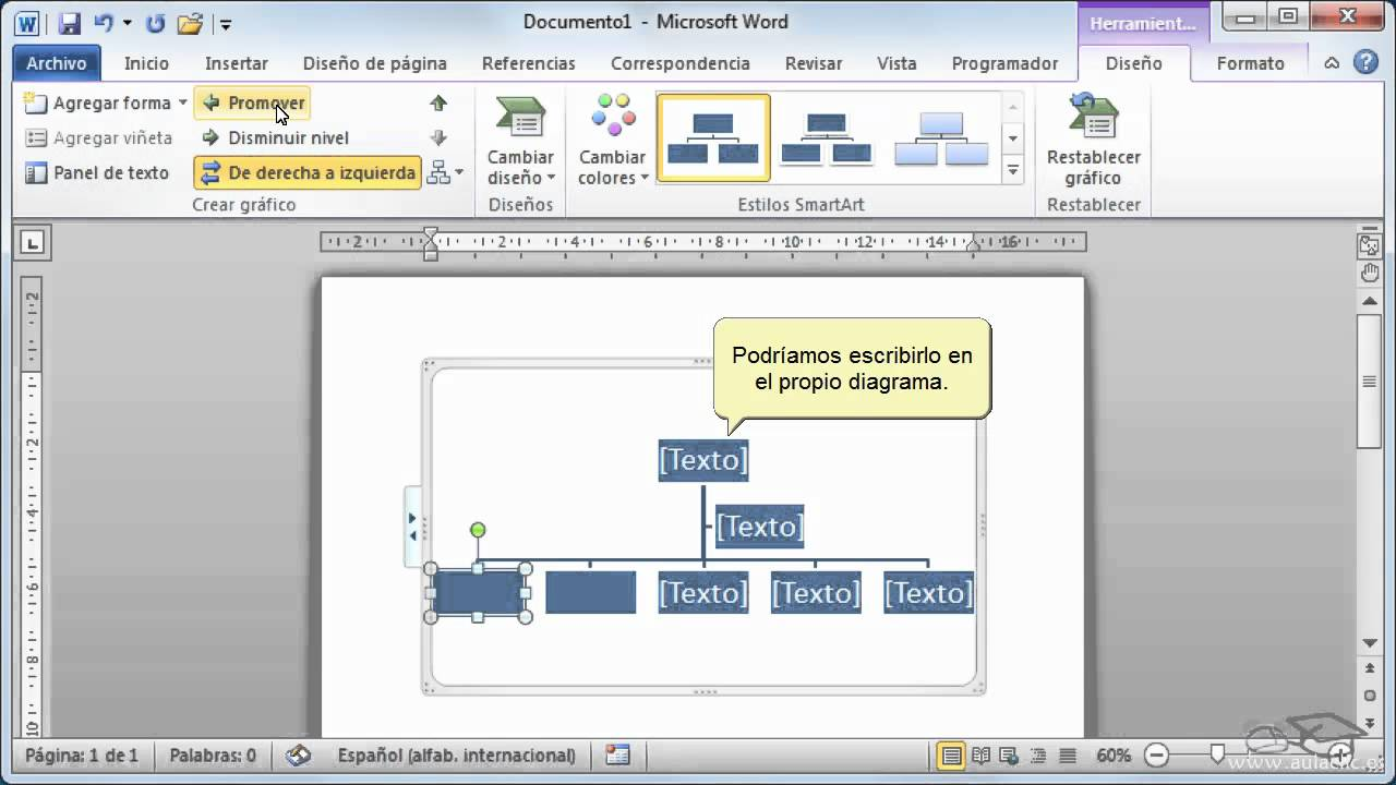 how to make a conceptual framework in ms word