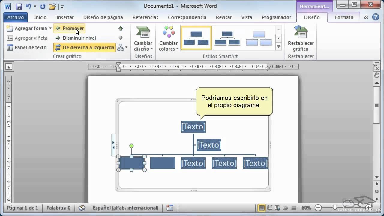 Curso de microsoft word 2010 p12 organigrama youtube curso de microsoft word 2010 p12 organigrama ccuart Choice Image